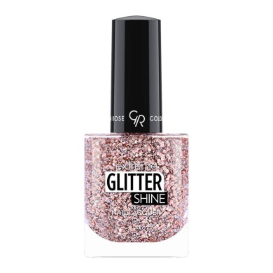 Golden Rose Extreme Glitter Shine Nail Lacquer 209 10.2ml