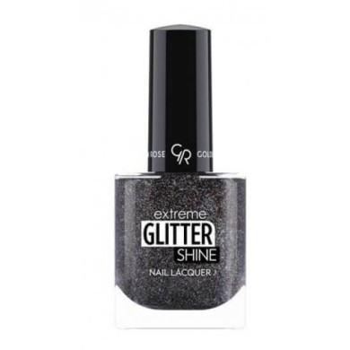 Golden Rose Extreme Glitter Shine Nail Lacquer 212 10.2ml