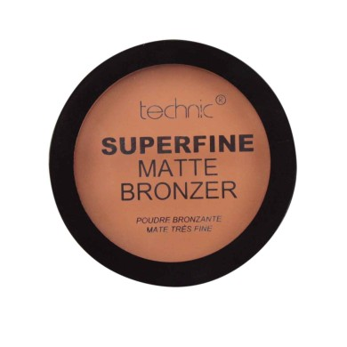 Technic Superfine Matte Bronzer, Dark