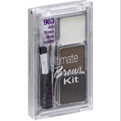 Wet n Wild Ultimate Brow Kit Ash Brown, No.963