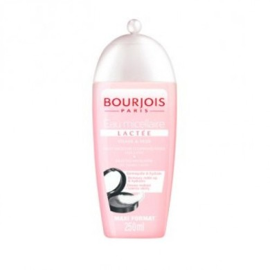 Bourjois Eau Micellaire Cleansing Water, Lactee 250ml