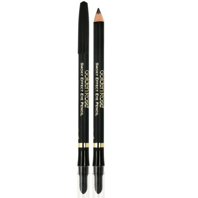 Golden Rose Smoky Effect Eye Pencil Deep Black