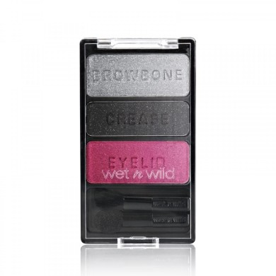 Wet n Wild Color Icon Eyeshadow Trio, No. No. 336 Spoiled Brat