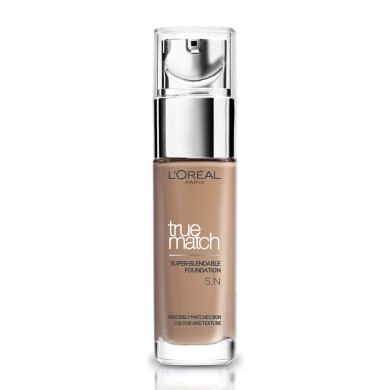 L'Oreal True Match Super-Blendable Foundation N5 Sable Sand 30ml