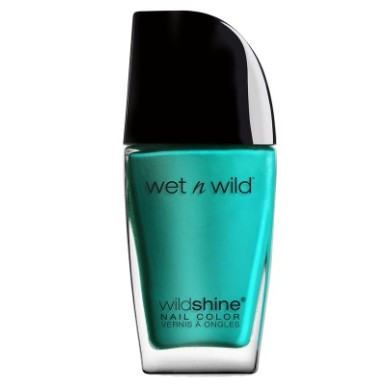 Wet n Wild Shine Nail Color, No. E483D