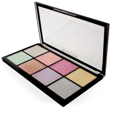Makeup Revolution Ultra Cool Glow Highlighter Palette 20gr