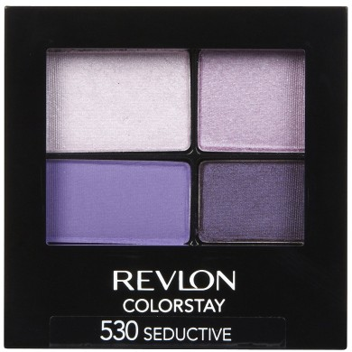Revlon Colorstay 16 Hour Eyeshadow, No. 530 Seductive, 4.5 g