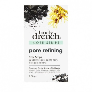 Body Drench Pore Refining Nose Strips 6τεμ