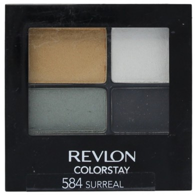 Revlon Colorstay 16 Hour Eyeshadow, No. 584 Surreal, 4.5 g