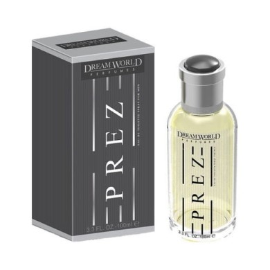 Prez, Mens 100ml EDT - DreamWorld