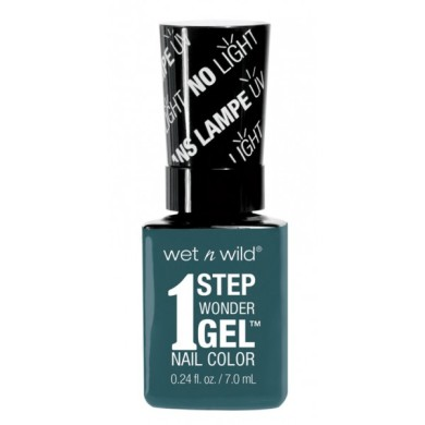 Wet n Wild 1 Step Wondergel, E706 Teal Next Time
