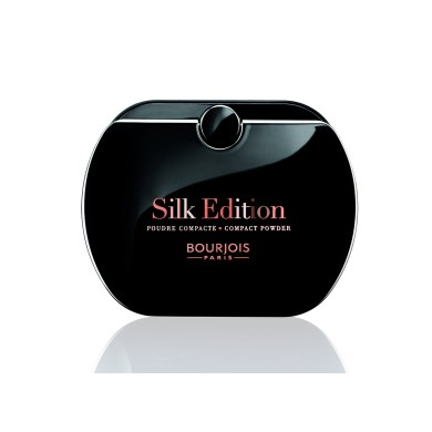 Bourjois Silk Edition Compact Powder 6g, No. 52 Vanilla