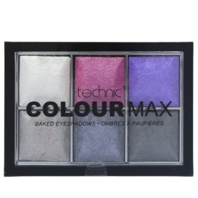 Technic Colour Max Baked Eyeshadows, Rock Chick
