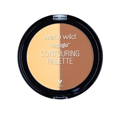 wet n wild MegaGlo Contouring Palette, No. 7501 Caramel Toffee