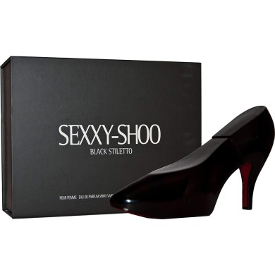 Sexxy-Shoo Black (Ladies 100ml EDP) Laurelle