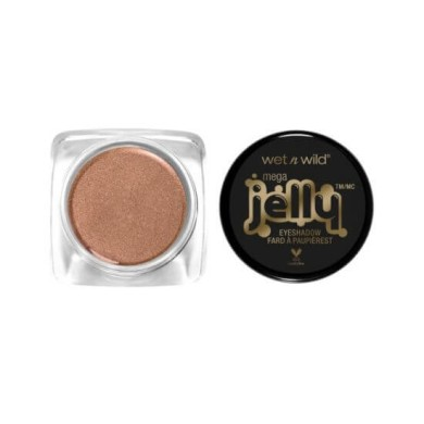 Wet n Wild Mega Jelly Eyeshadow Pot, E830A Champagne Diet 4.5g