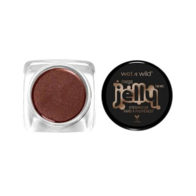 Wet n Wild Mega Jelly Eyeshadow Pot, E832A Just Rust Me 4.5g
