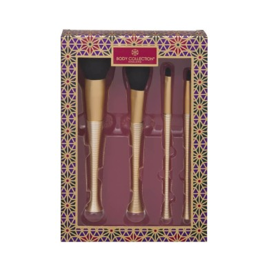 Body Collection Brush Set - Σετ πινέλων μακιγιάζ