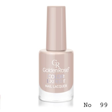Golden Rose Color Expert Nail Lacquer No. 99, 10.2ml