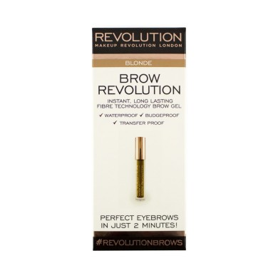 Makeup Revolution Brow Revolution Blonde, 3.8gr