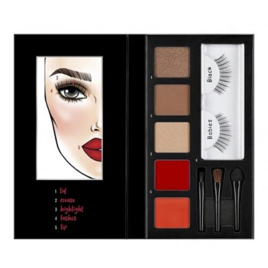 Ardell Looks to Kill Lash Eye Lip Kit Steal The Show 5.2g