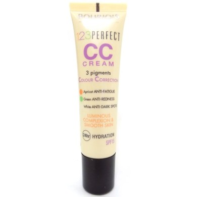 Bourjois 123 Perfect CC Cream, No. 34 Bronze