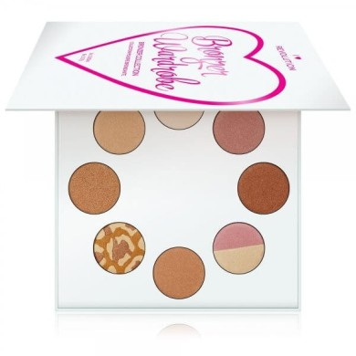 Makeup Revolution I Heart Highlighter Wardrobe 19g