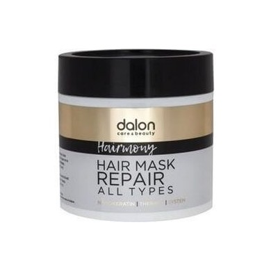 Dalon Hairmony Hair Mask Repair All Types with Nanokeratin Therapy System 500ml