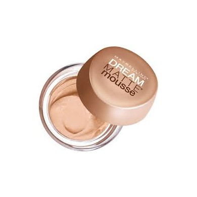 Maybelline Dream Matte Mousse No. 21 Nude