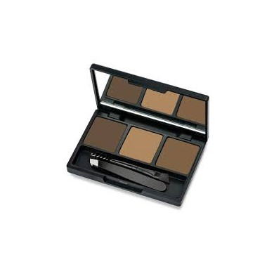 Golden Rose Eyebrow Styling Kit, No. 03 Deep Brown, 5g