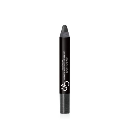 Golden Rose Glitter Eyeshadow Crayon, Waterproof No. 55, 2.4g