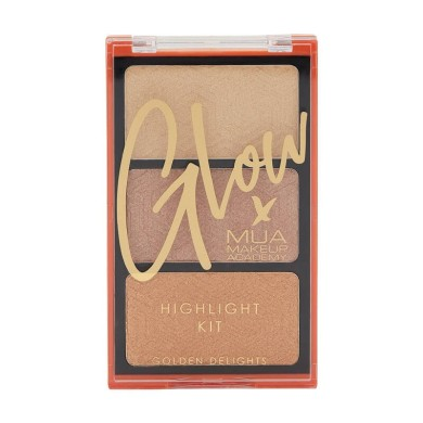 Mua Glow X Highlight Kit Golden Kisses 9gr