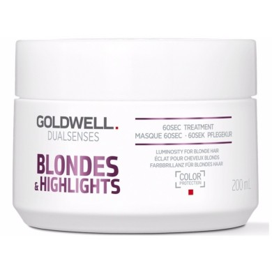 Goldwell Dualsenses Blonde & Highlights 60sec Treatment, 200ml