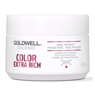Goldwell Dualsenses Color Extra Rich 60sec Treatment, 200ml