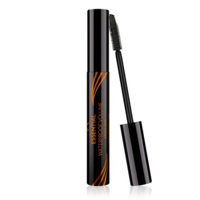 Golden Rose Essential Waterproof Volume Mascara, 8ml