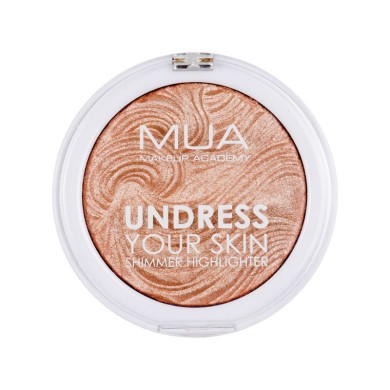 MUA Highlighting Powder Undress Your Skin - Radiant Cashmere 8.5g