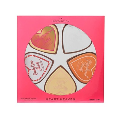 Makeup Revolution I Heart Revolution - Set Heart Heaven 50g