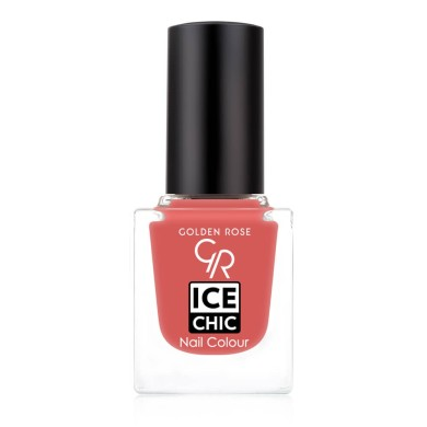 Golden Rose Ice Chic Nail Color No.122, 10.5 ml