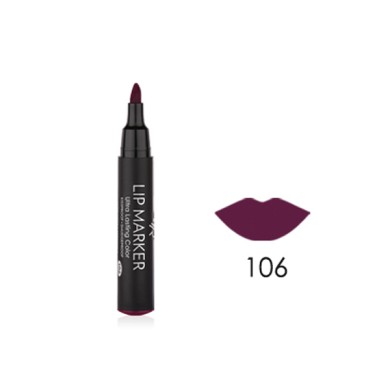 Golden Rose Lip Marker Ultra Lasting Color No. 106, 2,5ml