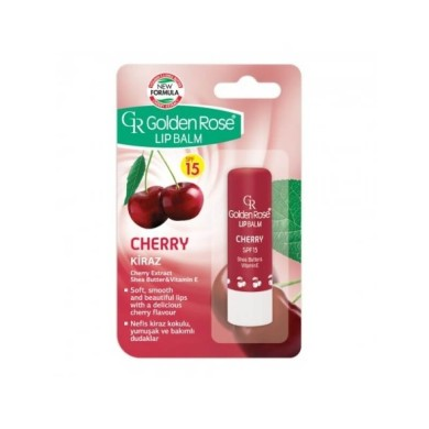 Golden Rose Lipbalm Κεράσι (Cherry) 4.6g