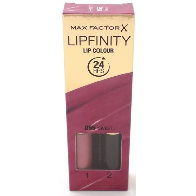 MAX FACTOR, LIPFINITY No. 055 Sweet
