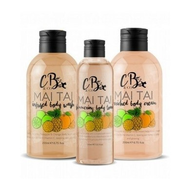 Cougar Mai Tai Cocktail Body 3 pieces set