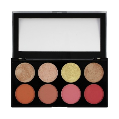 Makeup Revolution London Blush Palette Blush 13gr Blush Goddess