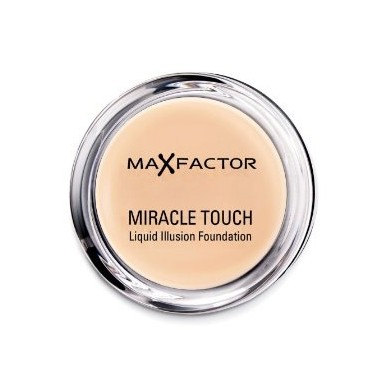 Max Factor Miracle Touch Liquid Illusion Foundation, N0. 85 Caramel