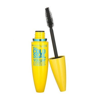 Maybelline Volume Express The Colossal Waterproof Mascara Black, 10ml