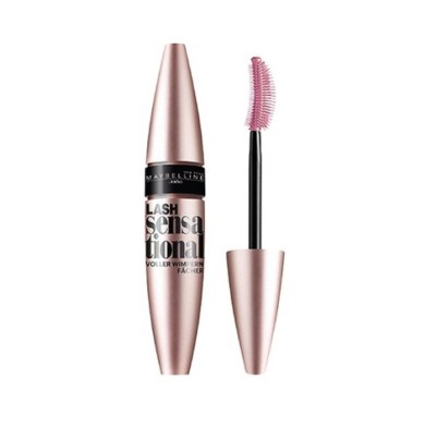 Maybelline Lash Sensational Mascara Black, 9.5ml