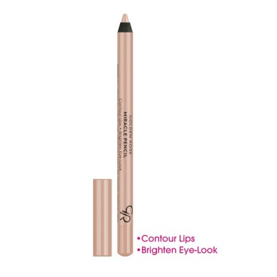 Golden Rose Miracle Pencil Eyes & Lips