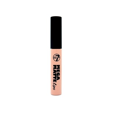 W7 Cosmetics Mega Matte Nude Lips Loaded, 7ml