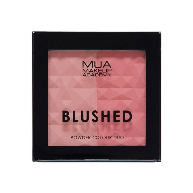 MUA Blushed Duo Peachy 7.5g