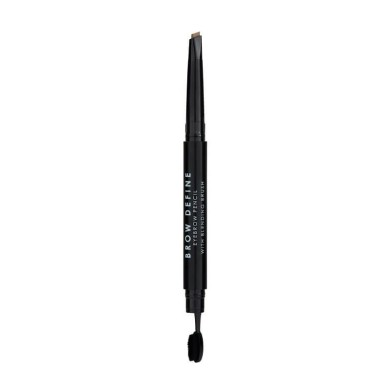 Mua Brow Define Eyebrow Pencil With Blending Brush Light Brown 1.5gr